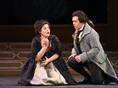 Don Ottavio and Donna Anna