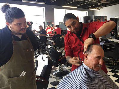 The Dunbar Barber Academy